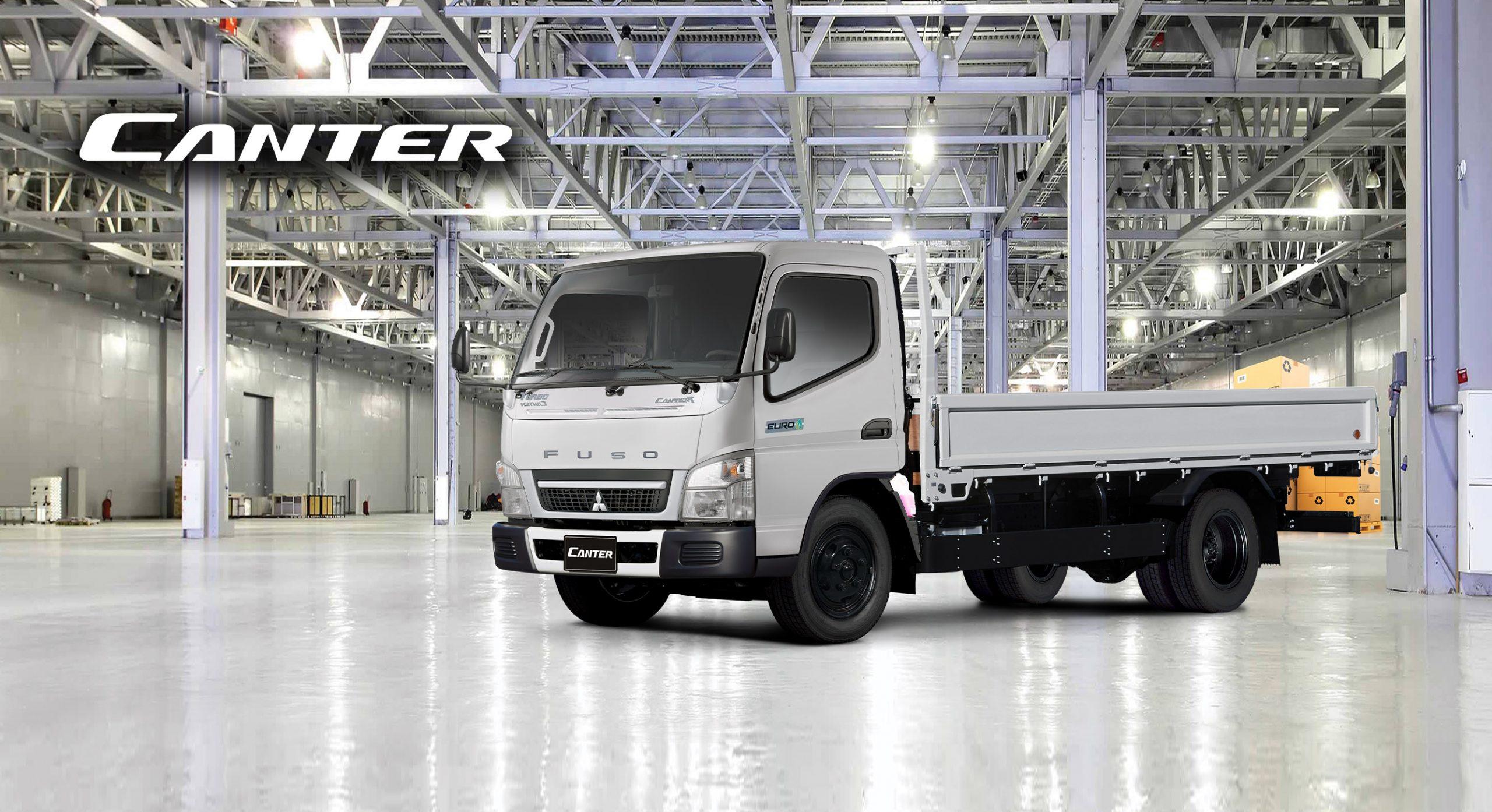 Canter FE73 Model Banner